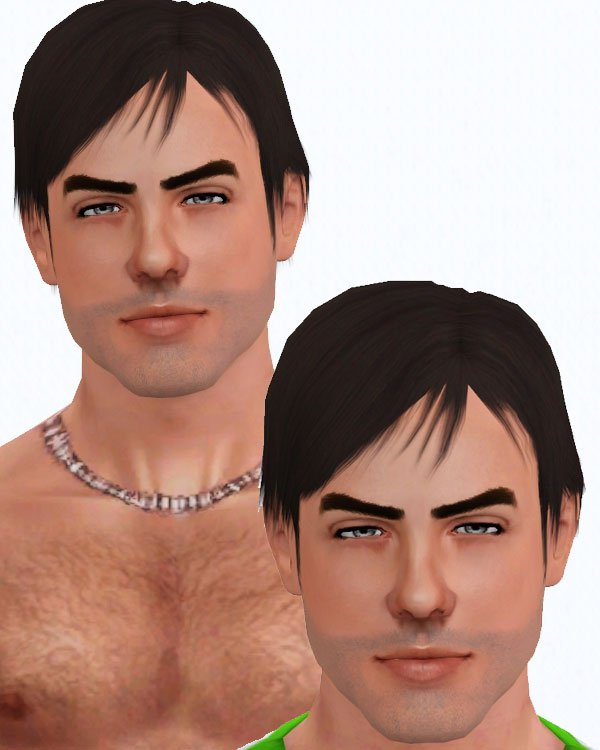 Ian looks nothing like Ian right now. I think I need to find a really decent reference photo or screencap from the vamp diaries to copy because every photo I look at is different.