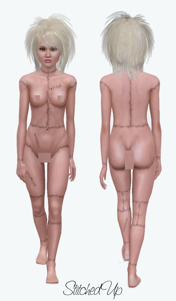 Bondage sims skin